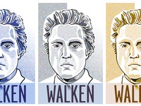 Walken Illustration