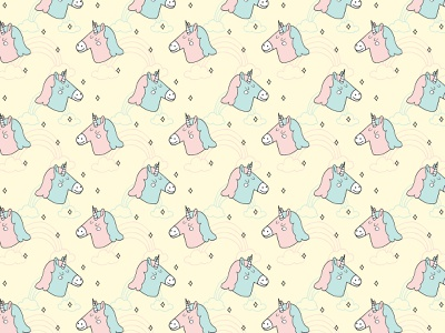 Unicorn pattern coffee cartoon character creative market colourful drawing love design art character cute vector artwork vector ilustracion illustrator cartoon ilustración graphic design illustration art illustration unicorn