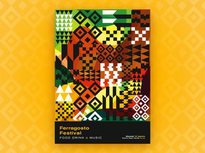 Ferragosto Festival poster