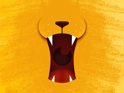 ♌︎ Leo -  12 Signs x 12 Beers ipa beer zodiac lion logo beer bottle label design vector illustration lion mouth lion leo