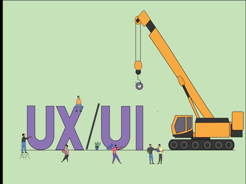 Uiandux graphic design design creative 2d illustration