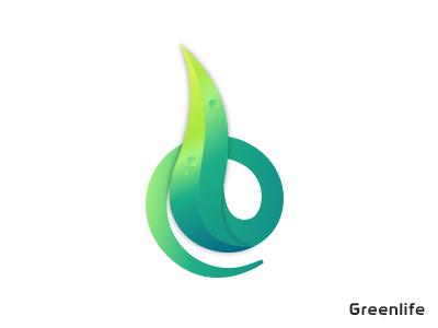 Minimalist logo design (Greenlife logo) design brand identity design logo design business logo graphic design logo logo graphic  design