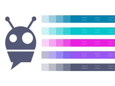 Design color palette custom branding illustration graphic design logo logo graphic  design