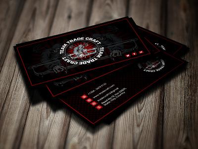 Modern Business Card design business card custom card business card design businesscard brand identity design branding business logo graphic  design