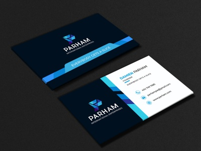 Modern BUSINESS CARD DESIGN modern business card business card design custom card businesscard branding business logo brand identity design graphic  design