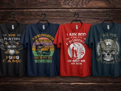 custom graphic t shirt design