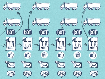 Sketchy Trucks