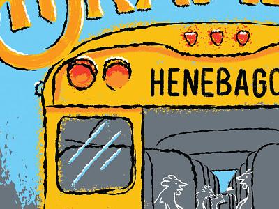 Henebago brushes illustrator illustration