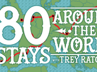 80 Stays Around the World