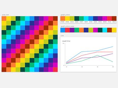 12 Color Blindness Safe Graph Colors wcag color scheme graph colors accessibility color blindness