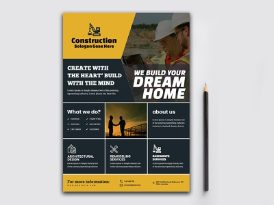 Free Online Flyer Maker Designs Themes