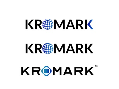 kromark- logo proposal for a international trade company