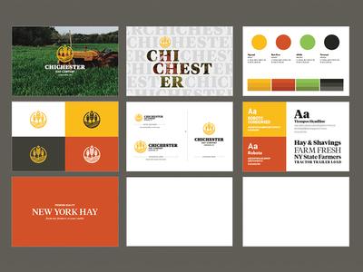 Chichester Hay Branding Book