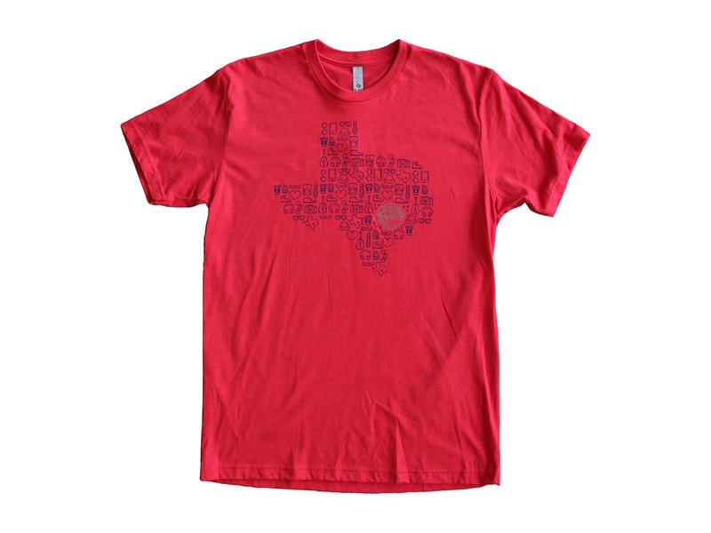 Restore Austin hipster texas icon tshirt art tshirt shirt austin restore illustration branding design