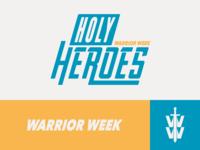 Warrior Week