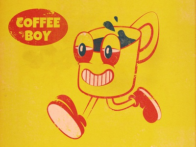 Coffee boy