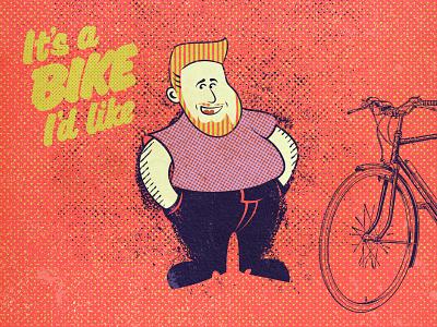 chubby ❤ texture character concept illustration 40s 30s retro design character design mid-century mid century old cartoon 1930s 1930 vintage retro fun old school character cartoon cartoon character