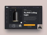 John Lewis + Partners UI Concept