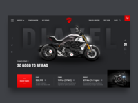 The Ducati Diavel