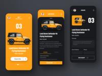 Kahn Automobiles UI Concept