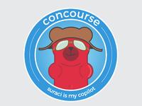 concourse - Suraci is my copiilot