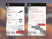 Daily UI: #002 - Credit Card Checkout