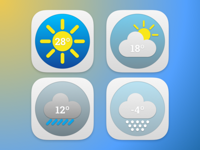 Daily UI: #005 - App Icon