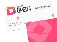 OnSite Opera