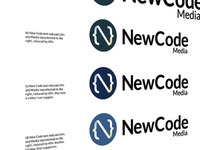 New Code Media -Logotype