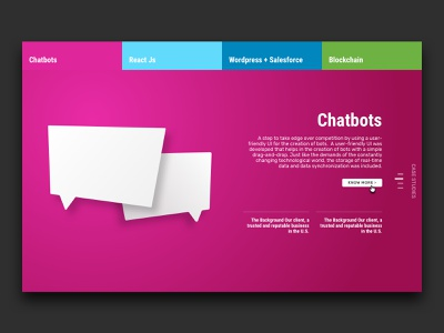 Services Module ui design design interaction interface design sketch 3