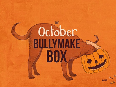 Bullymake card oct