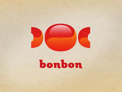 BonBon Factory Logo Sketch typography type logotype logo brandidentity branding brand