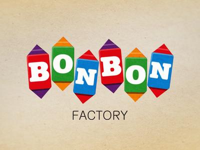 BonBon Factory Logo Sketch