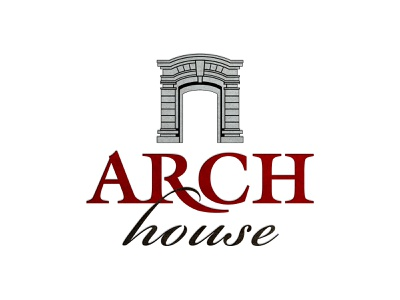 ARCH House typography type logoinspirations logotype logo identitydesign identity branding brandidentity brand