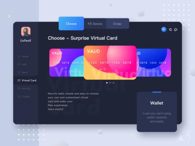 Virtual Card Management