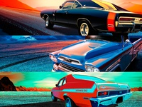 Muscle Car Slideshow