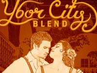 Ybor City Blend Poster