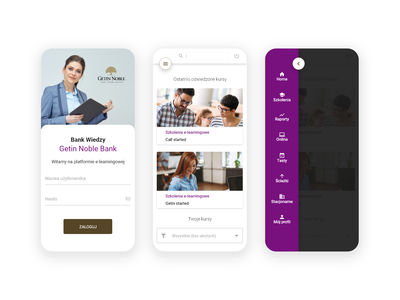 Getin Noble mobile app