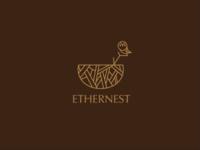 Rice Ethernest logo concept