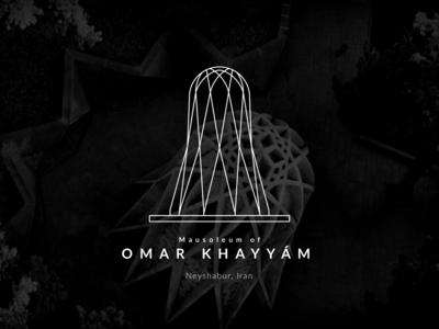 The Mausoleum of Omar Khayyam
