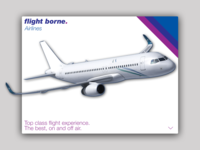 Day 28: Airline Concept Website