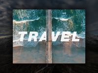 Day 36: Travel Landing Page