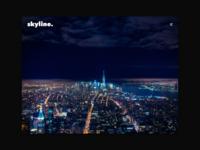 Day 54: Skyline Website
