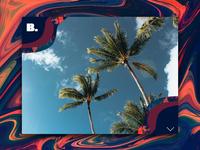 Day 56: Beach Website Landing Page
