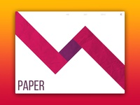 Day 57: Paper Website