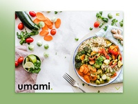 Day 62: Umami Restaurant Website Landing Page