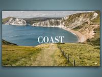 Day 88: Coast Website
