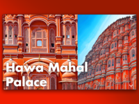 Day 91: Hawa Mahal Palace