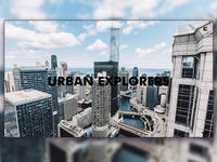 Day 93: Urban Explorers