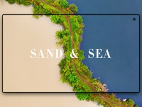Day 114: Sand And Sea